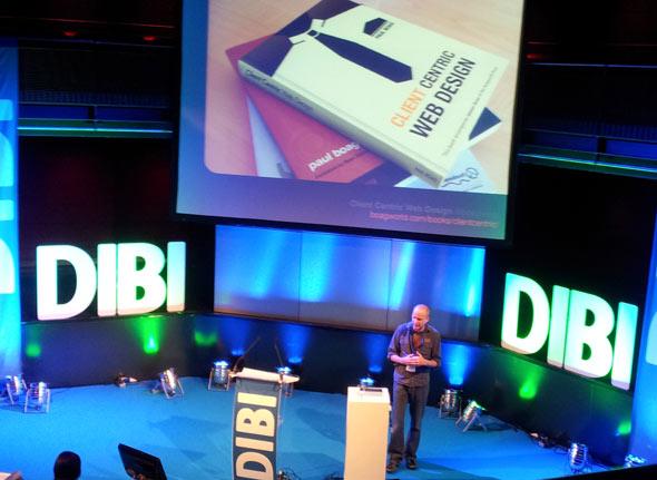 Paul Boag's Client Centric Web Design DIBI12